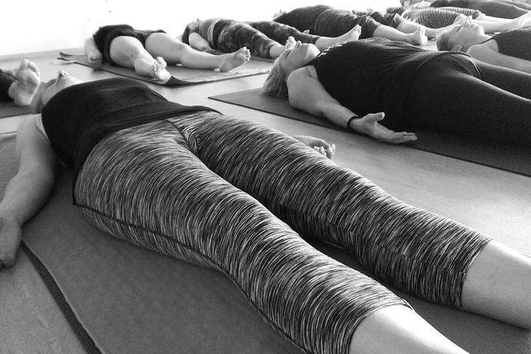 Kurz Yin Yoga-Yoga Nidra