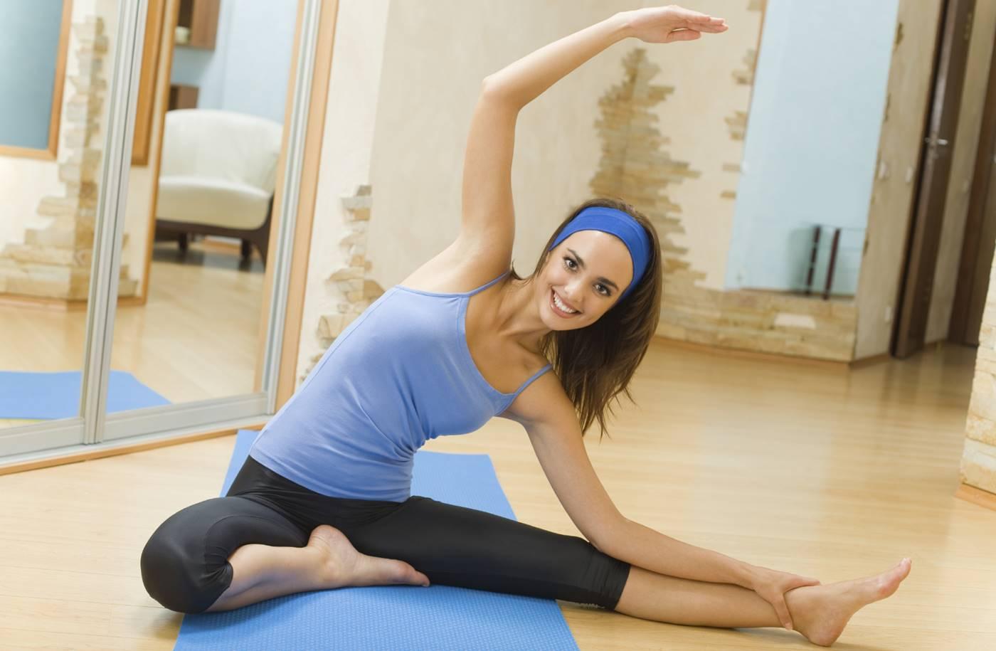 Ako začať s yogou a vytrvať