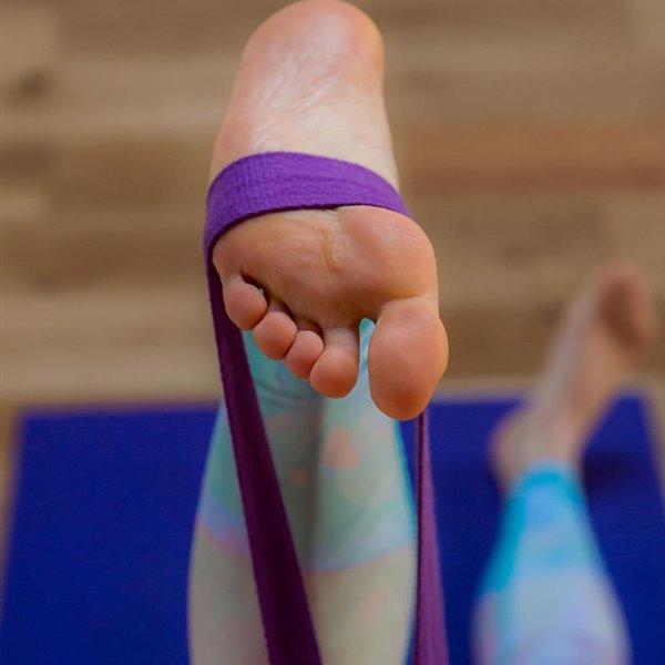 Pomôcky na yogu