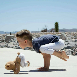 Yóga pre deti