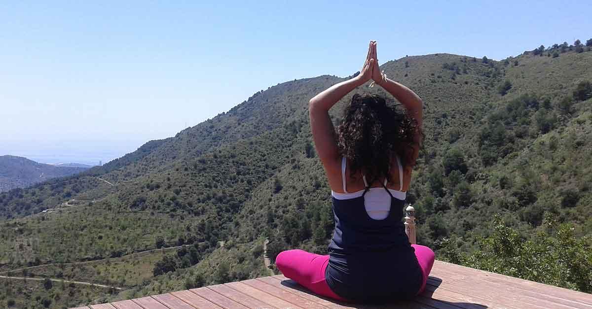 Yoga-Andalusien