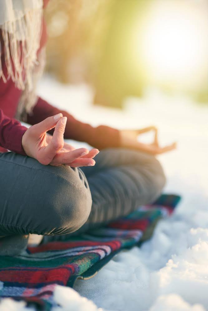 winter yoga 1