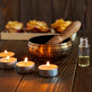 Aromaterapia na yógu