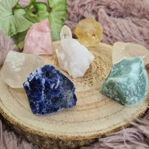 Set kameňov